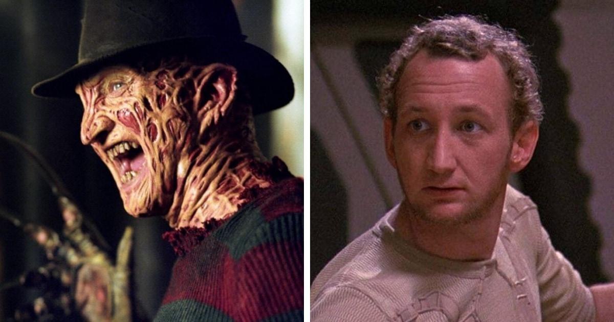 Как выглядят 10 актёров, известных по ролям монстров, в фильмах, где они сыграли обычных людей