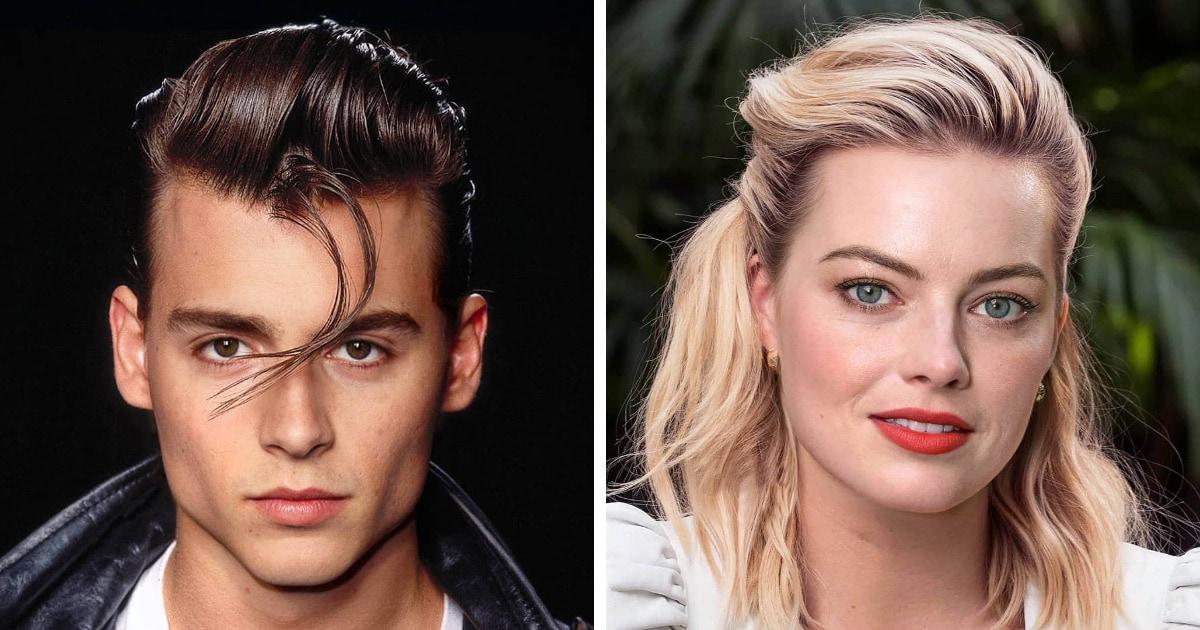 15 пар знаменитостей, чьи фотографии объединили в одну и получили новую звезду