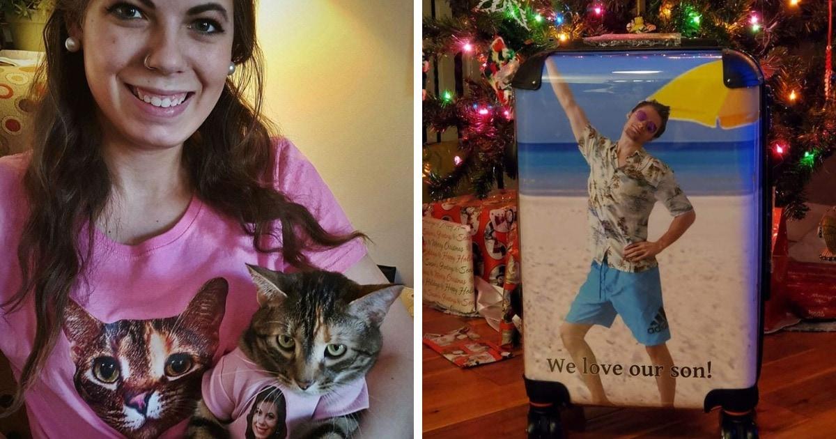 15 фото, которые показывают, что секрет идеального подарка — это чувство юмора и капелька абсурда