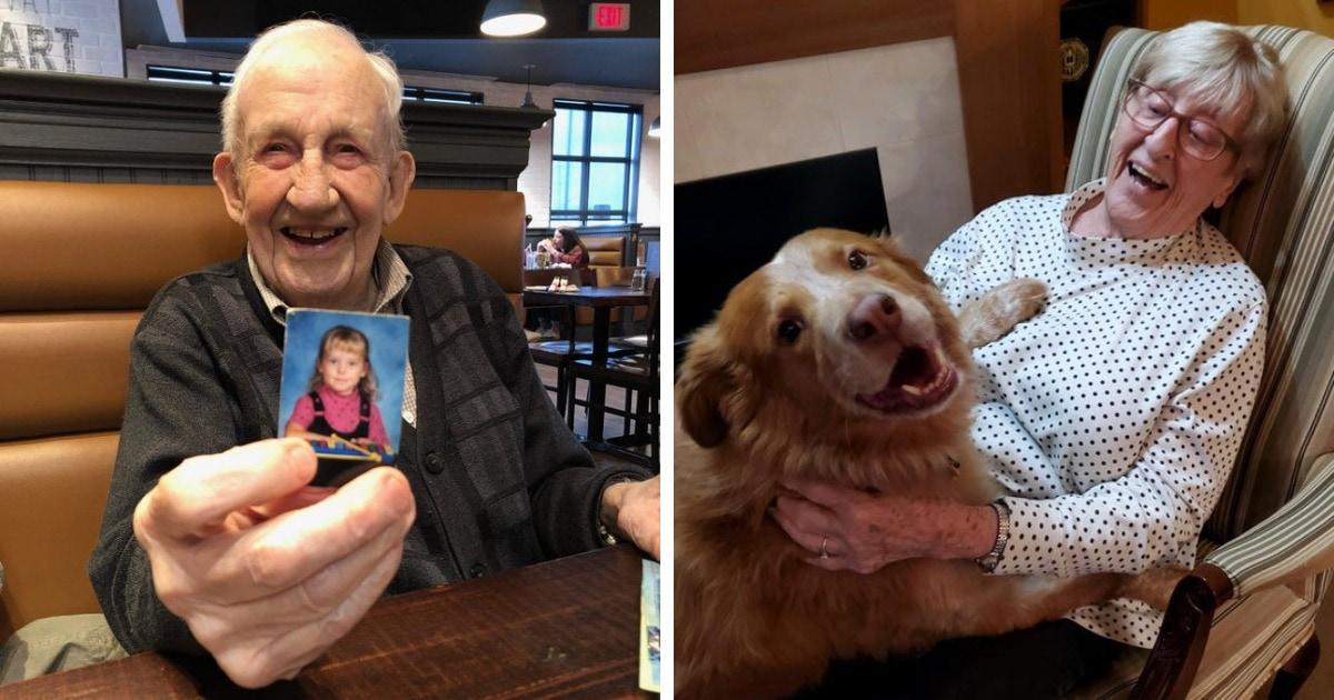 18 наполненных добротой фотографий бабушек и дедушек, где уровень милоты превышает допустимые пределы