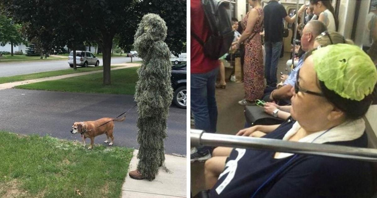 15 фото, которые доказывают, что абсурдные вещи и удивительные странности ждут нас буквально на каждом шагу
