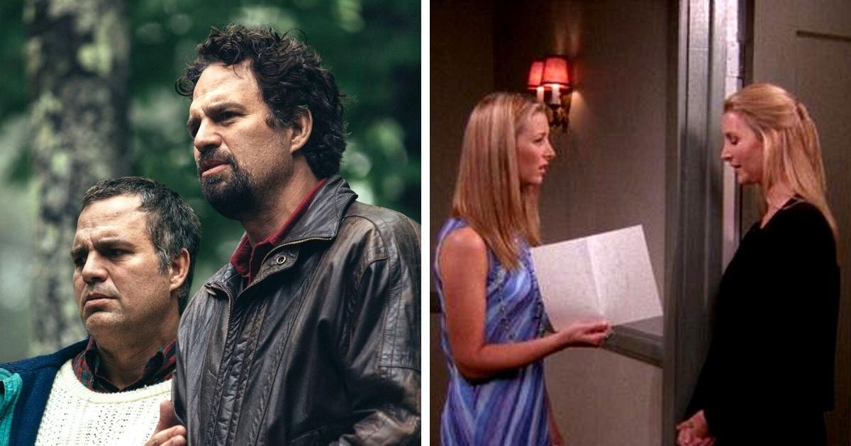 14 актёров и актрис из сериалов, которые были вынуждены играть и себя, и своих двойников