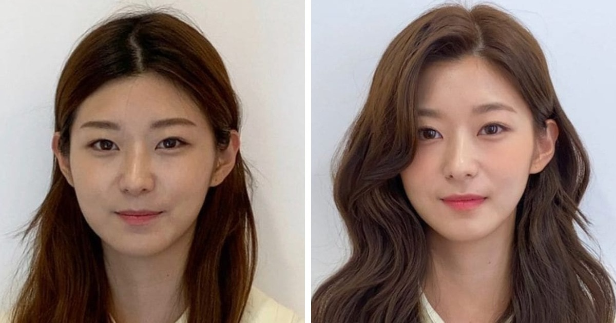 15 работ от парикмахера из Южной Кореи, которая знает, как преобразить клиентку с помощью стрижки и укладки