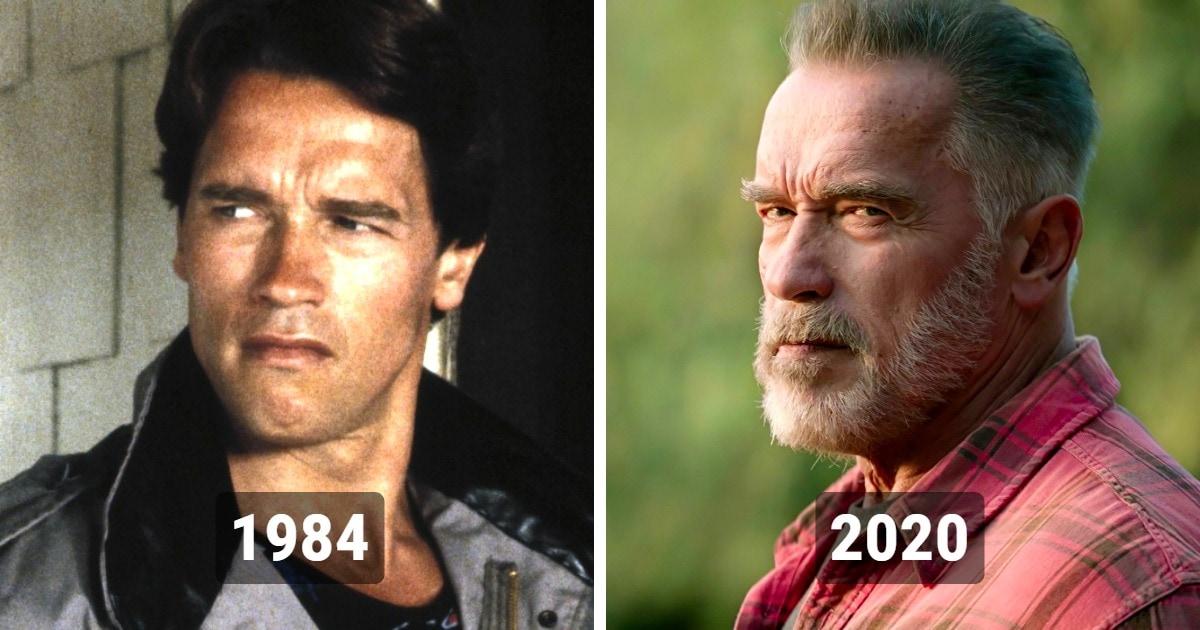 Как менялись знаменитые персонажи, которых одни и те же актёры играли в течение многих лет