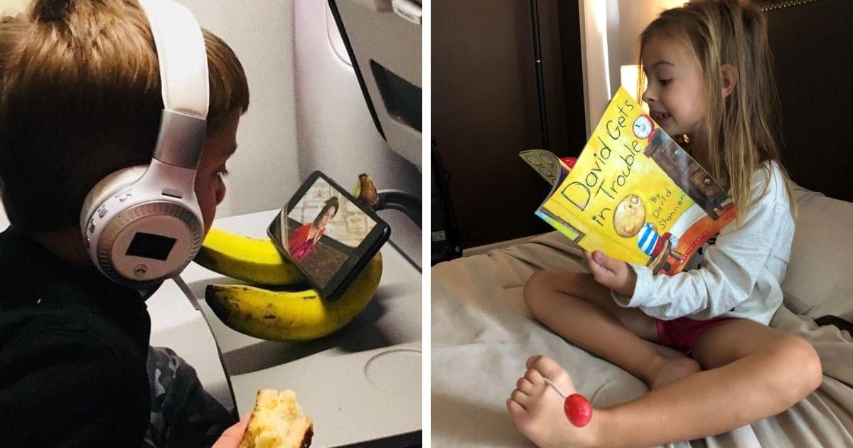 16 фото, которые доказывают, что за детской изобретательностью и фантазией часто не угнаться даже взрослым