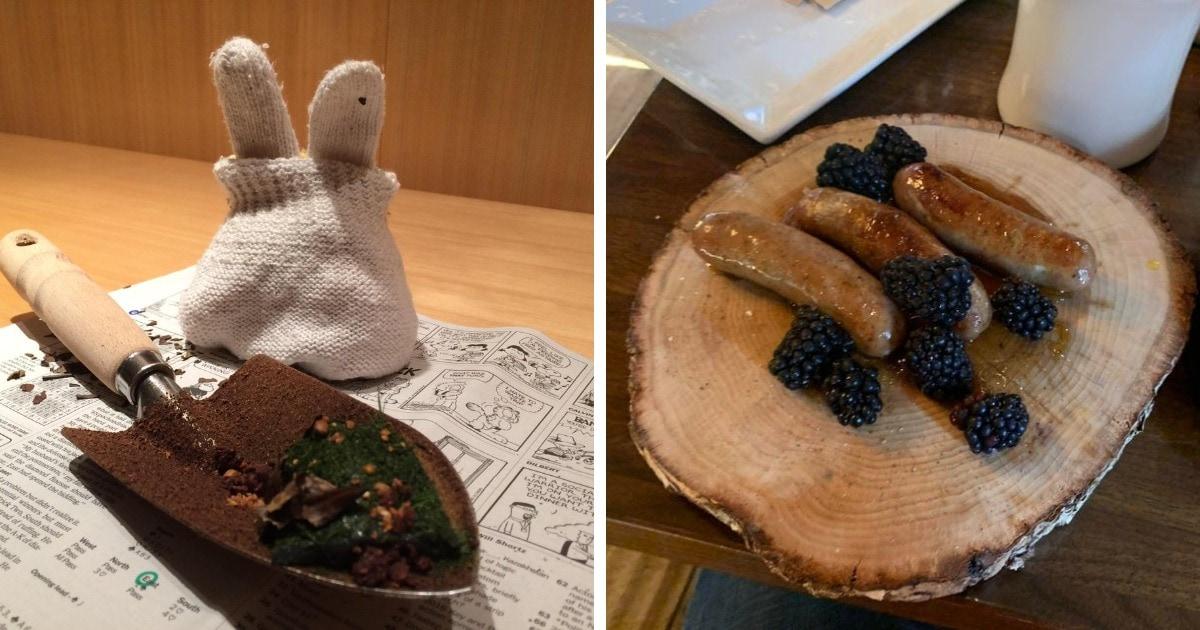 15 случаев, когда люди пошли в ресторан за угощением, а получили порцию удивления и культурного шока