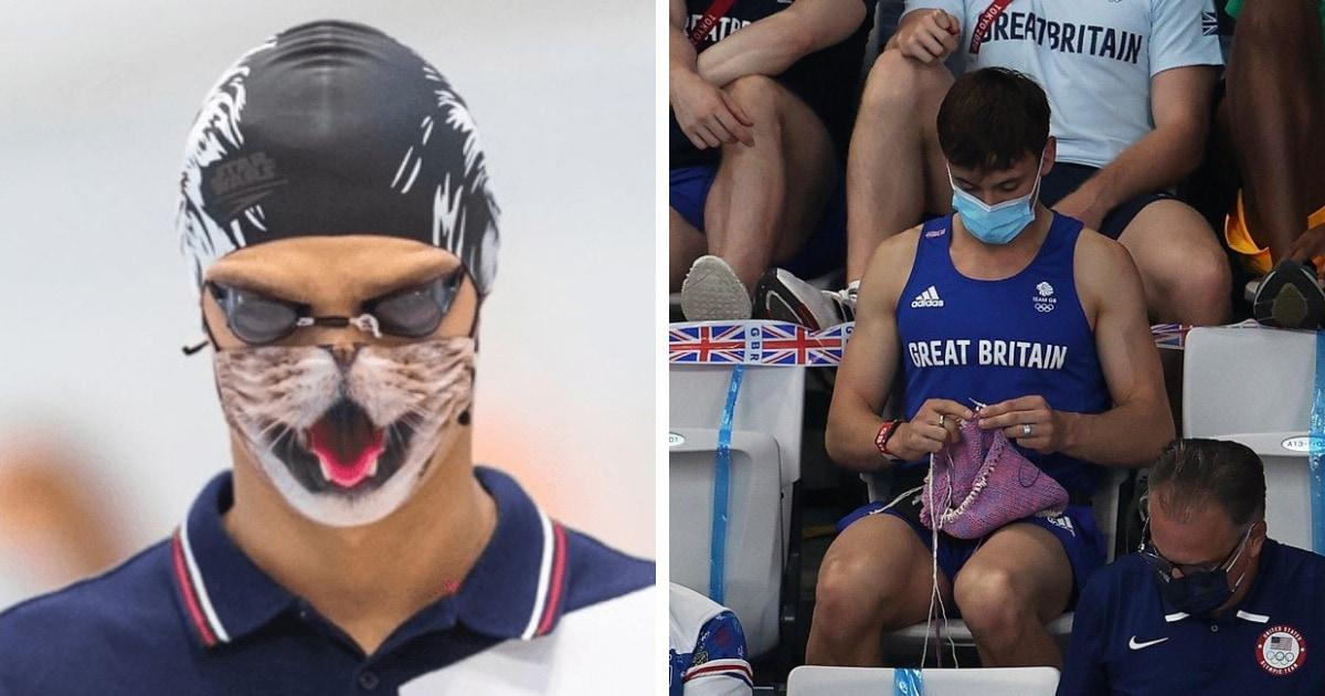 15 фотографий с Олимпиады в Токио, на которые попали самые интересные моменты соревнований