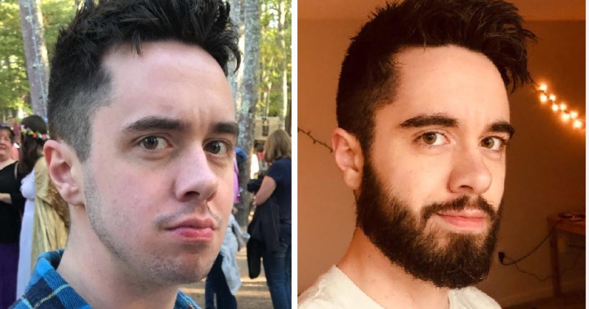 15 доказательств того, что мужчина с бородой и без бороды — это два совершенно разных человека