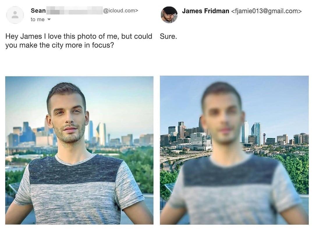 15 работ от фотошопера, который изо всех сил старается понять своих заказчиков не так, как они хотели
