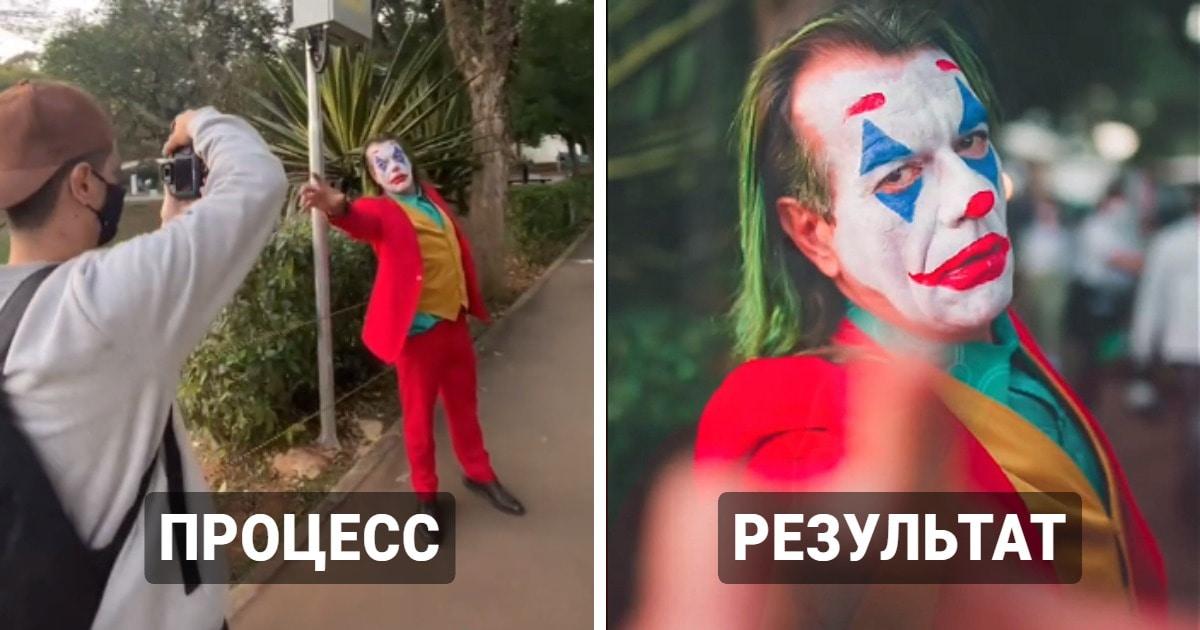 Фотограф из Бразилии показывает, как выглядит фотосессия со стороны и какой из этого выходит результат