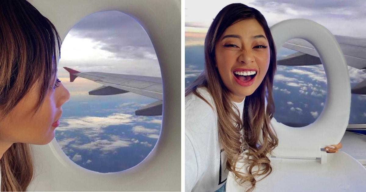 15 работ от тайской модели, которая не боится показывать, как в реальности выглядят идеальные фото из соцсетей