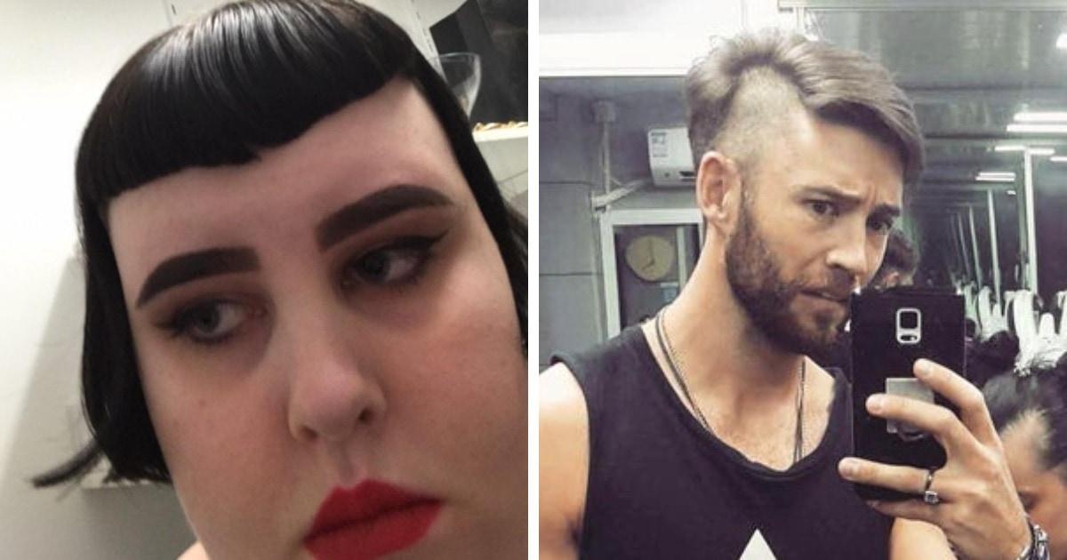 18 случаев, когда парикмахерская удача поворачивалась к людям задом
