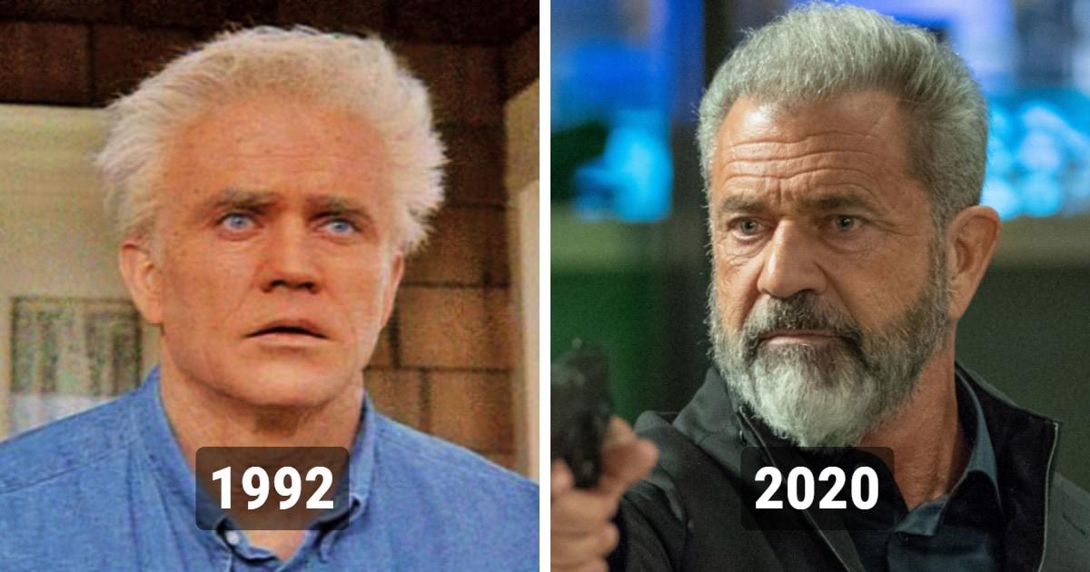 12 сравнений актёров, которых состаривали в кино, с тем, как они изменились в реальности