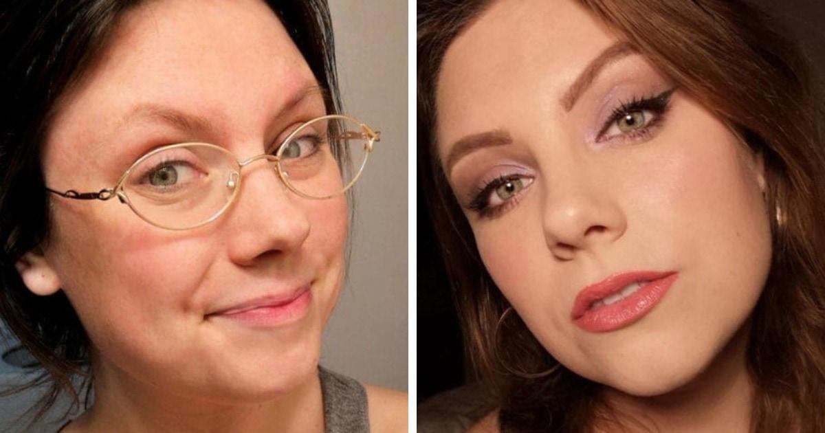 16 девушек, которые делают себе, мамам и подругам такие классные макияжи, что визажисты бы позавидовали
