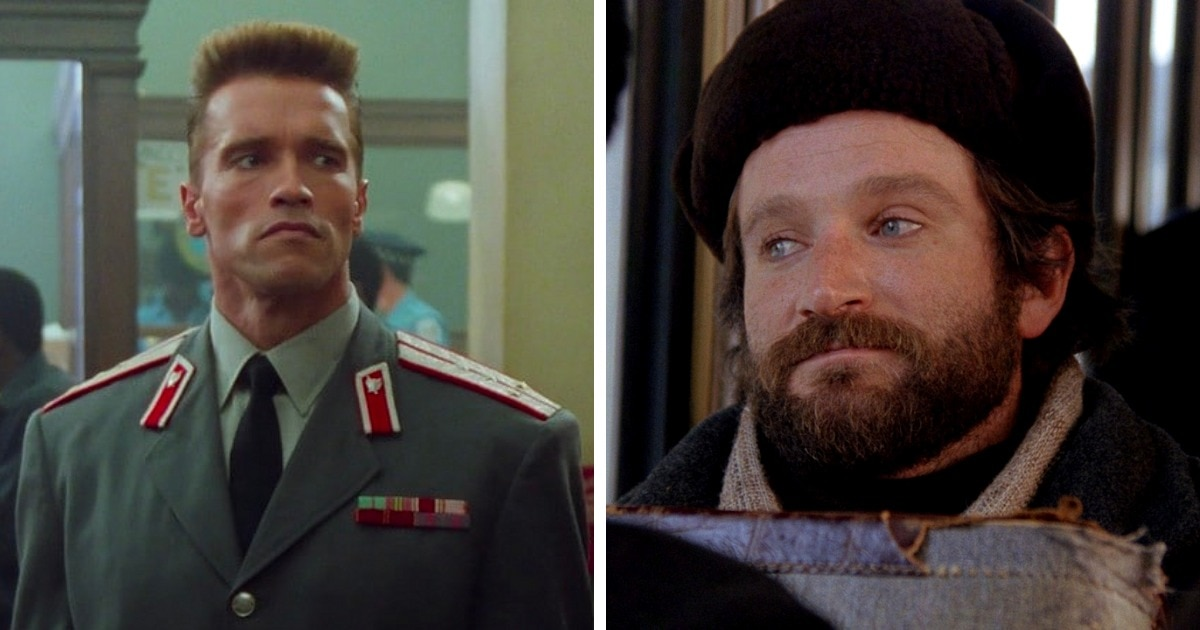 20 звёзд голливудского кино, которые играли российских и советских персонажей