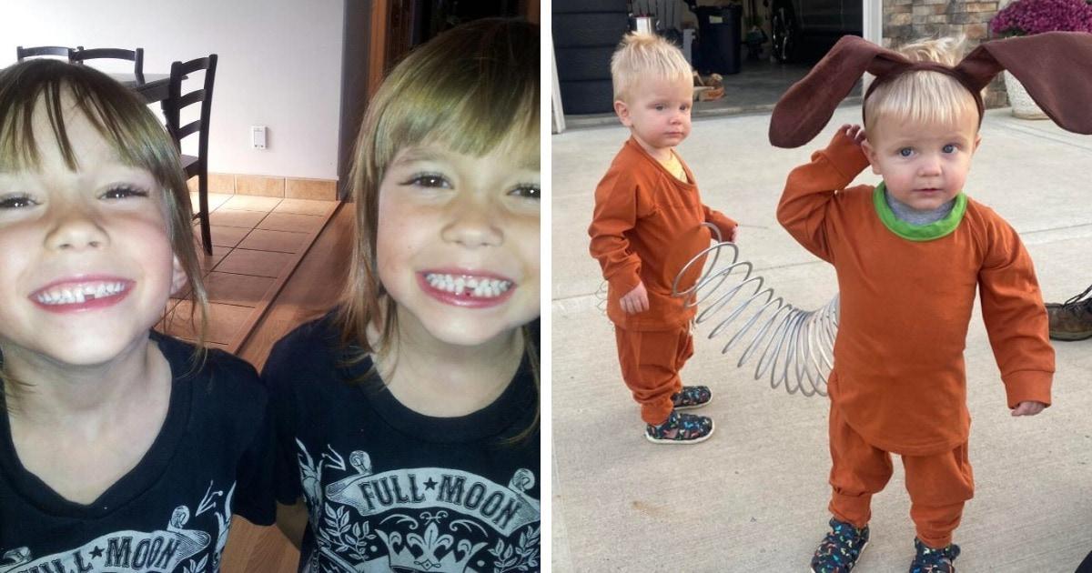 15 милых и смешных фото о том, что с близнецами мир становится в два раза внезапнее и веселее