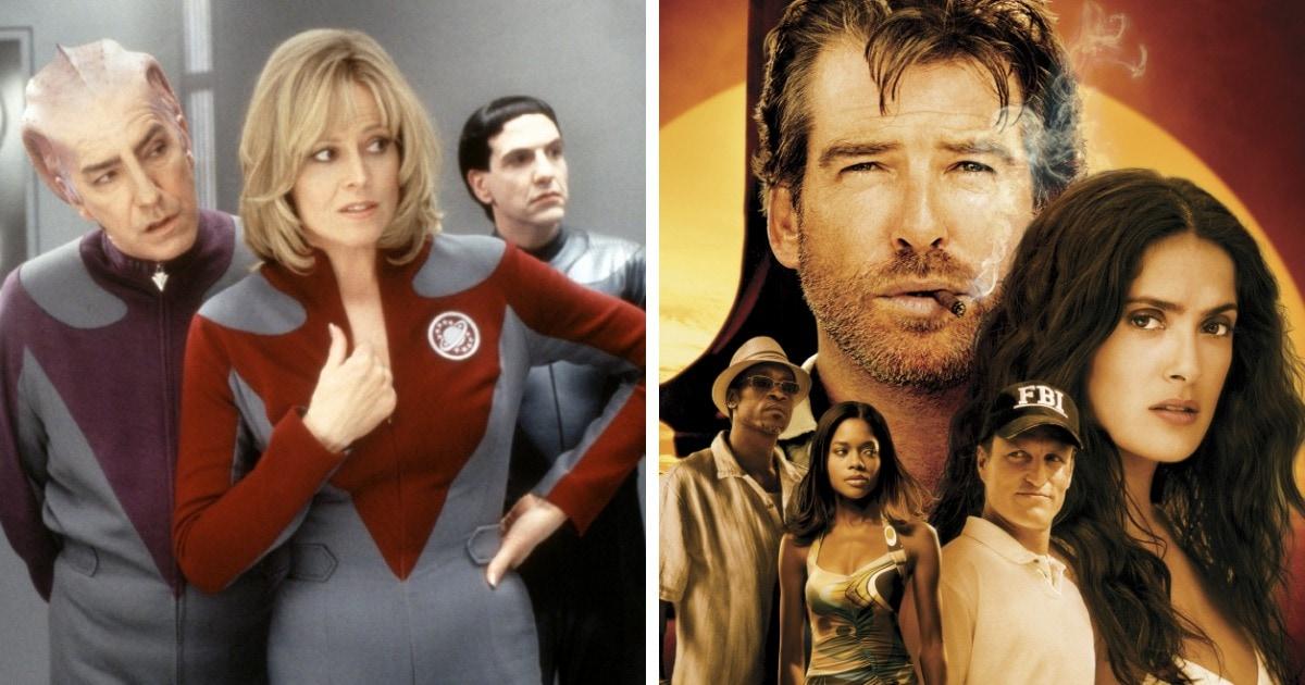 12 подзабытых или проходных фильмов, в которых, оказывается, был крутейший актёрский состав