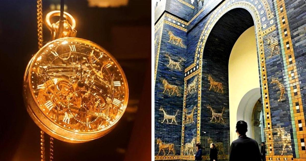 17 предметов и зданий прошлого, которые оказались так хороши, что поражают людей вот уже несколько веков