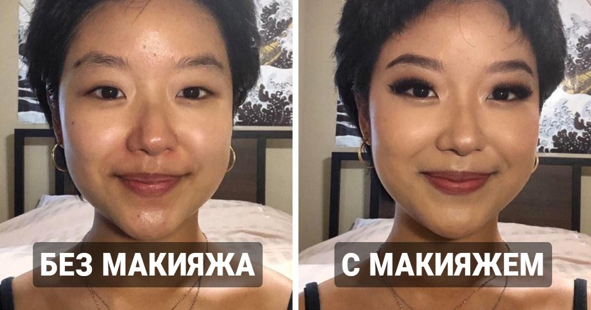 16 девушек, которые совсем не стесняются показать себя без макияжа, а всё потому, что они красивы и без него