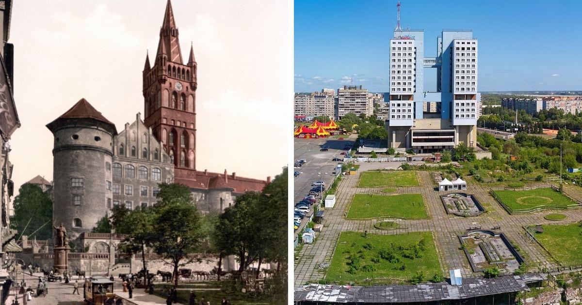 Как со временем изменились сооружения из российских городов: тогда и сейчас
