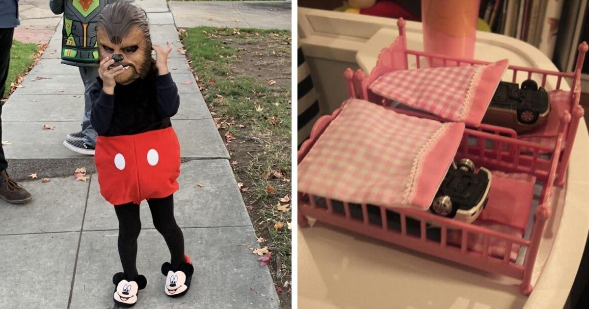 17 фото, которые показывают, что даже для самых привычных задач дети всегда находят внезапные решения